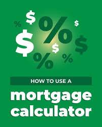 Calculate A Mortgage Loan Mortgage Calculator Mortgage Calculator How To Use A