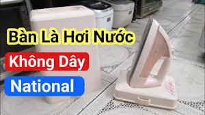 Bàn Là Hơi Nước National NI-S2000L   0985851342 - Kho Bếp Đức