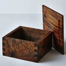 Large Wooden Boxes To Decorate How To Make A Wooden Box With Hinged Lid How To Decorate A Wooden 27