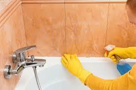 bathroom diy how to remove bathroom mould