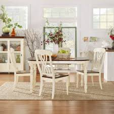 Mackenzie Country Antique Extending Scroll Back Dining Set by iNSPIRE Q  Classic - Free Shipping Today - Overstock.com - 12246636