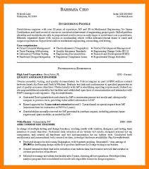 Test Engineer Resume Sample Best Of Sample Test Engineer Resume Gallery Resume Format Examples 24