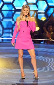 "Josh Duhamel defends Fergie after national anthem: She's ""crazy talented"" |  Fergie, Fergie body, Fergie ferguson"