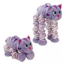 Мягкая <b>игрушка 1 TOY</b> Т13877 Пружиножки Котик — купить в ...