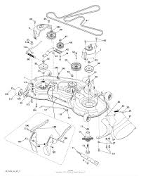 Husqvarna yth2348 289570 2012 02 parts diagram for mower deck rh jackssmallengines husqvarna mower deck
