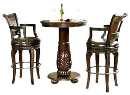 round bar table set tall pub table and chairs bistro table set indoor kitchen bistro table round bar table