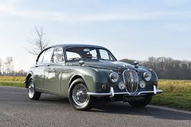 1967 Jaguar Mk2 Is Listed Sold On Classicdigest In Stansted