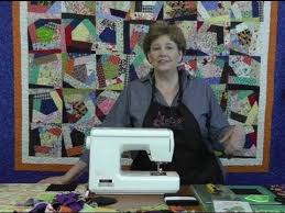 The Crazy Quilt - The Ultimate Stash Buster! - YouTube &  Adamdwight.com