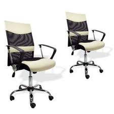 globe office chairs. Globe House Products GHP Pack Of 2 Black/Beige Leather Executive Home/Office  Chair Desk Conference Globe Office Chairs