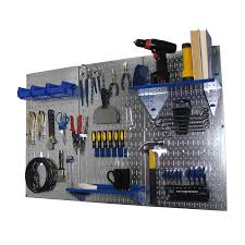 Wall Control 30-Piece Steel Pegboards Kit (Actual: 16-in x 32. Tools not  included