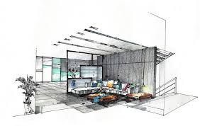 architecture sketch wallpaper. Architecture Sketch Wallpaper