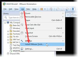 Install Vmware Tools On Windows And Windows Server Vms