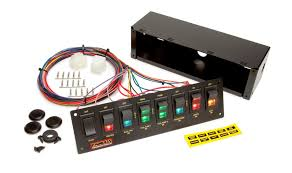 8 switch panel non fused roll bar mount (use w 50001)details painless wiring harness painless p n 50202