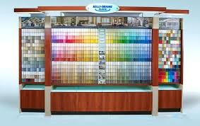Paint Color Chips Everettgaragedoors Co