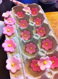 Easy Way To Shape Fondant Flowers Cake Decorating Cupcake Cakes