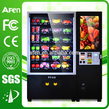 Fresh Salad Vending Machine Magnificent Vending Machine Businesses Vending Machine Businesses Suppliers And
