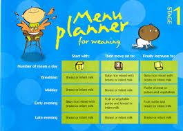 Babies Menu Planner Resource Details For Id 11639
