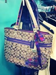 Coach Holiday Fashion Medium Brown Shoulder Bags DMC   CUTIE ...