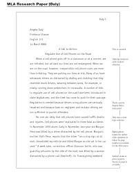 Mla Format Essay Mla Writing Format 2018 07 11
