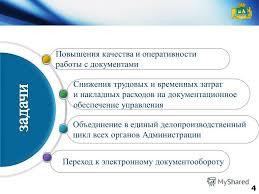 Презентация на тему О внедрении автоматизированной системы  4 Переход