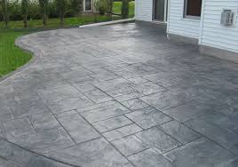 impressive on stamped cement patio outdoor decorating plan decorative stamped concrete patios buchheit construction