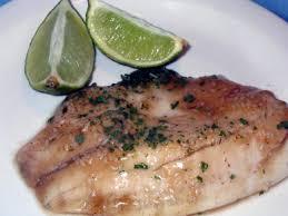 Catfish Fillets in Ginger Sauce Recipe ...