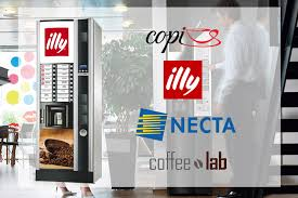 Vending Machines Brands Stunning Illy Coffee Espresso And Vending Machines Copis Home