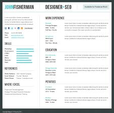 elegant resume job cv example elegant cv resume html template winithemes