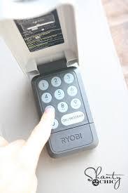 garage door opener keypad. Photo 1 Of 8 Ryobi Garage Door Opener Outside Remote (attractive Keypad Amazing Design # R