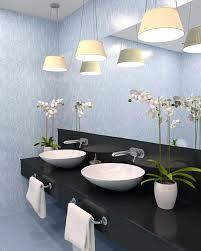 over vanity lighting. New Bathroom Vanity Pendant Lights Hanging Lighting Ideas House Interiors Over I