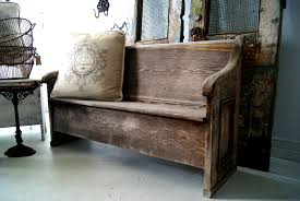 Image of: Original Entryway Bench