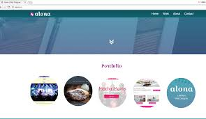 Web Design Reston Alona Web Designer