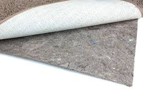 area rugs pad duo lock felt and rubber non slip area rug pad 1 4 thick