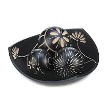 Decorative Balls For Bowls Decor Bowl With Balls Mdf Wood Decorative Balls For Bowls Black 57