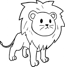 Lions are one of the most popular subjects for coloring. Lion Coloring Pages Simple And Advanced Lion Coloring Pages Animal Coloring Pages Zoo Animal Coloring Pages