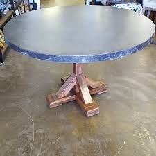Iron Wood Dining Table Iron And Wood Dining Table Nadeau Memphis