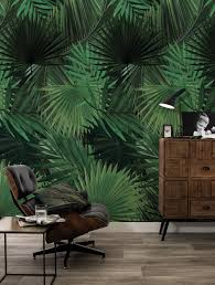 Botanical Behang Palm 974 X 280 Cm Kek Amsterdam