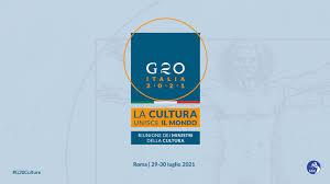 G20 CULTURA - Ministero della cultura