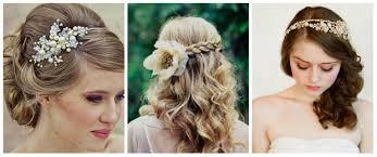 Svatební účesy Na Střední Vlasy Melirovannye Svatební účes Malvinka