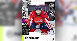 On monday, ea sports dropped a teaser surrounding the madden 22 cover athletes, a fun video showing two goats coming out of a. Alex Ovechkin Named Ea Sports Nhl 21 Cover Athlete