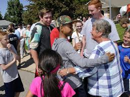 Beloved Cache School District bus driver surprised by parents, former  students at final stop | The Herald Journal | hjnews.com