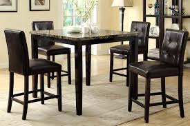 counter height bench seating counter height dining table and high chairs set tables sets with bench