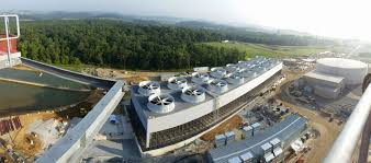 Counterflow Cooling Tower Design Series Ec Cooling Tower Evaptech