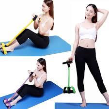 <b>Free Shipping</b> Gym Yoga Fitness Gear Leg Pull <b>Pedal Exerciser</b> ...