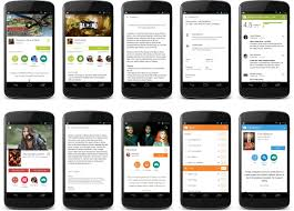 Designed For Phones Google Play Google Play Store Updated To V4 9 13 Brings Material Design