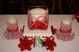 Candy Cane Table Decorations Christmas Decoration Ideas With Candy Canes Best candy cane 58