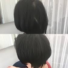 お客様ヘアスタイル 冬から春ヘアー Hairmake Lielヘアメイク