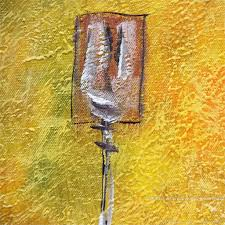100% Hand painted Rich Texture Red Yellow Color High Q. Home Decoration  Modern Abstract Girl Best selling Oil Painting On Canvas-in Painting &  Calligraphy ...