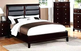 wood leather bedroom furniture – bladeit.co