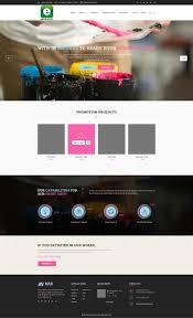 Print Web Design Modern Professional Digital Printing Web Design For Eprint
